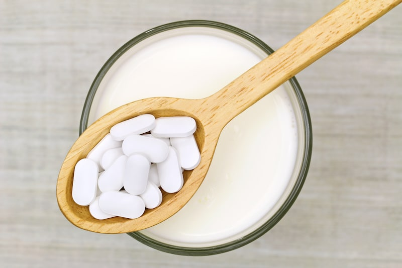 When to Take a Calcium Supplement